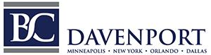 BC Davenport Logo